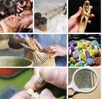 缙云县首届三﹒八巧手编织 与匠作文化节即将举行