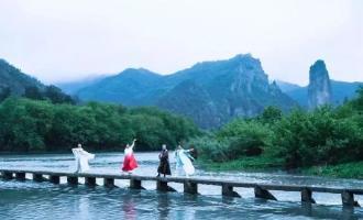 """一曲禅音,一舞倾城!本周末仙都景区将上演""""禅舞秀"""""""